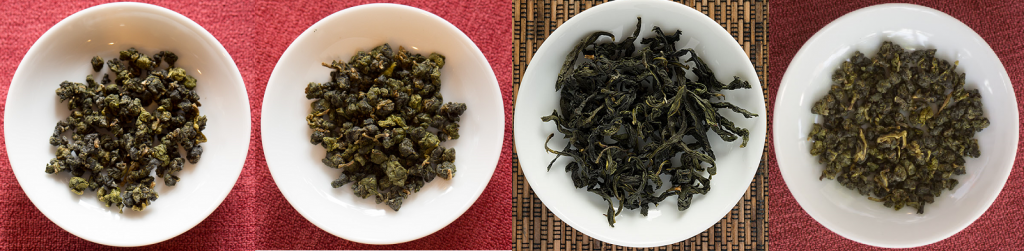 Alishan, Lishan, Baozhong, Four Seasons Green Oolongs. Source: Floating Leaves