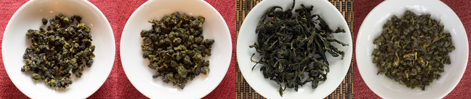 Green Oolongs