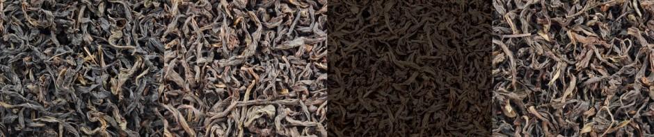 Wuyi Teas