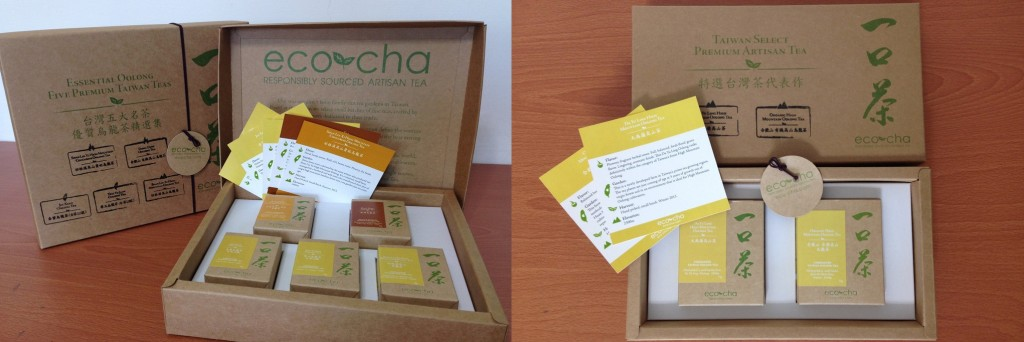 Eco-Cha Tea Packs