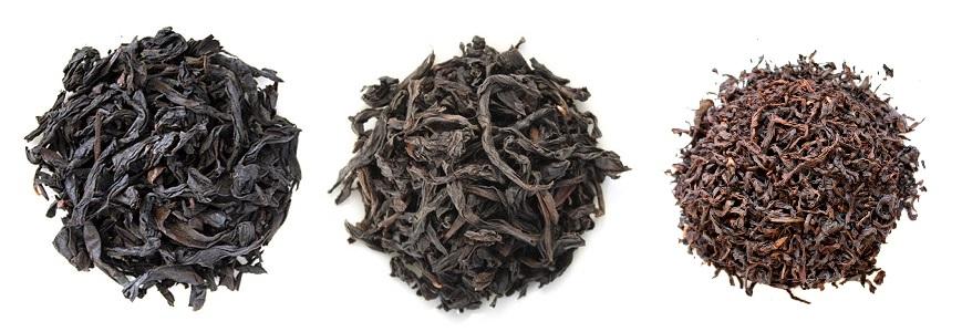 The Mandarin's Tea Room Shui Xians
