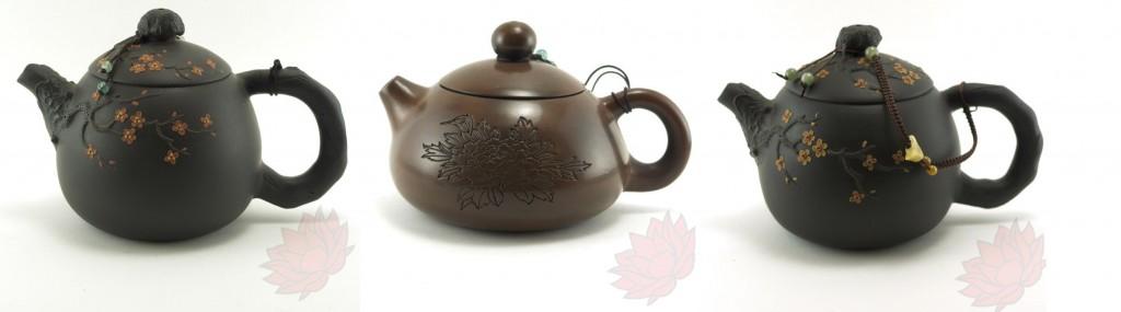 Jianshui Teapots
