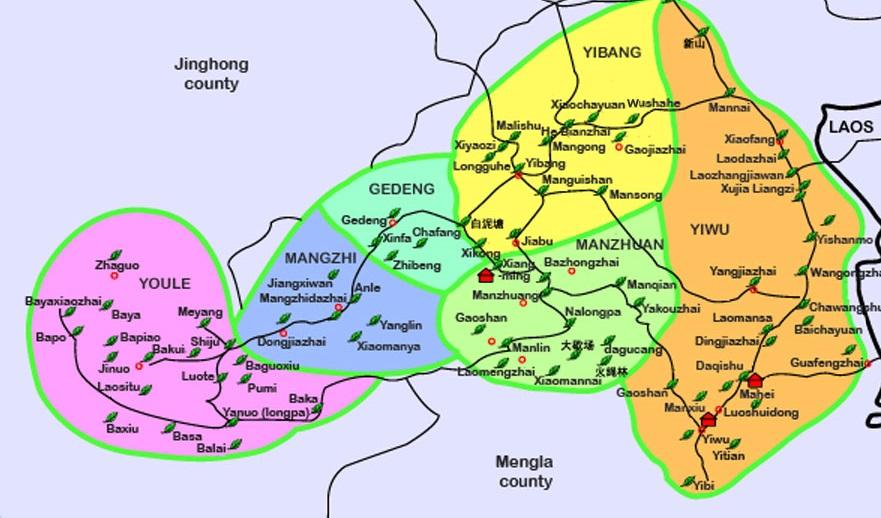 Eastern Xishuangbanna