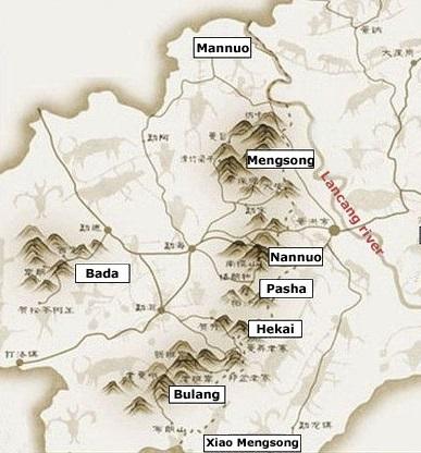 Western Xishuangbanna
