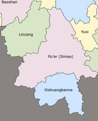 Yunnan Simplified