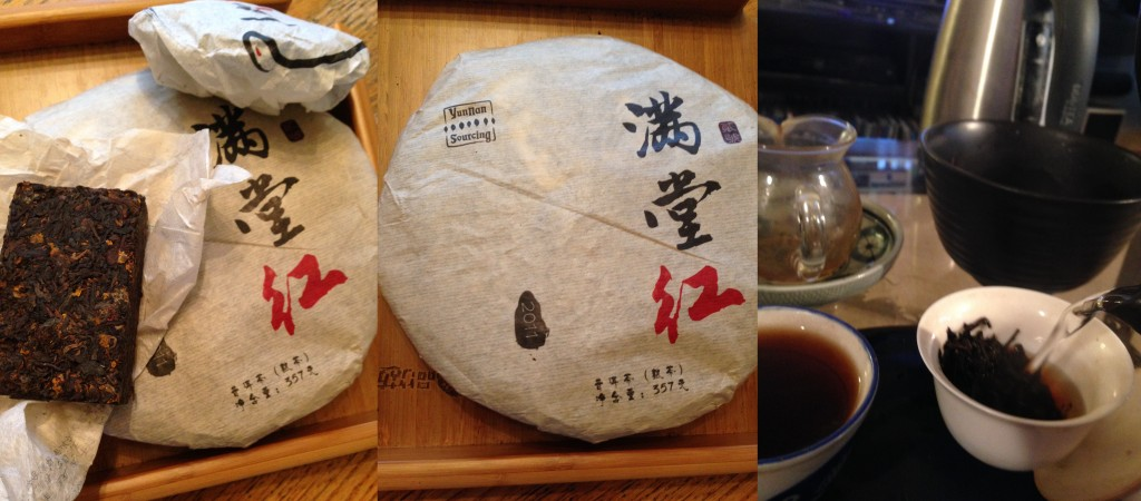 Yunnan Sourcing Ripes, Man Tang Hong