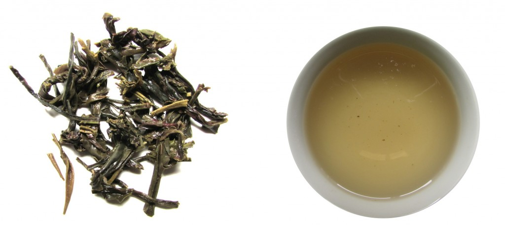 Kenya Purple Varietal Green Tea