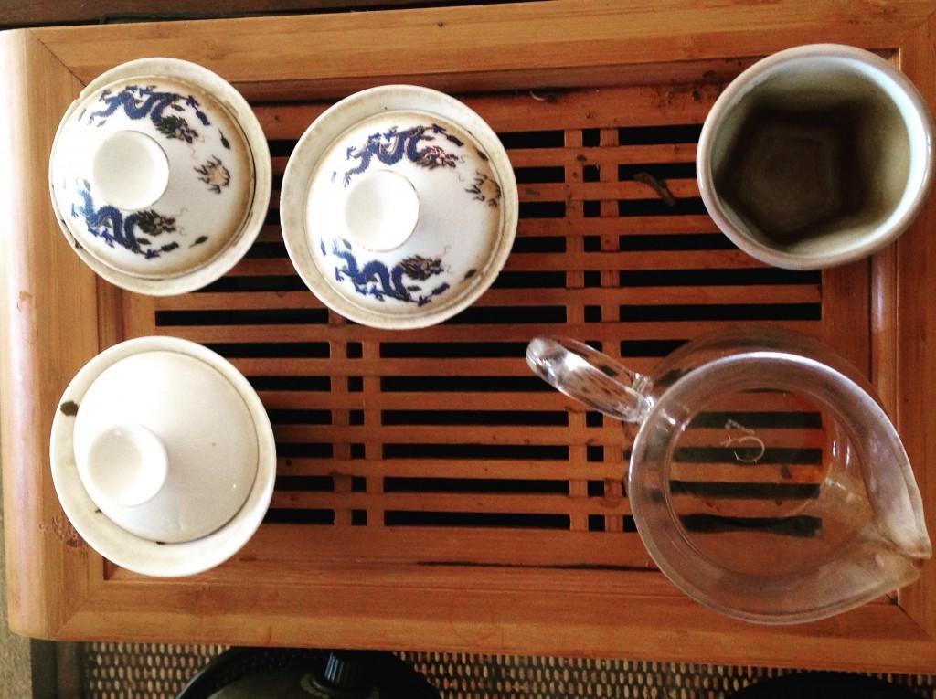 Tea Sess