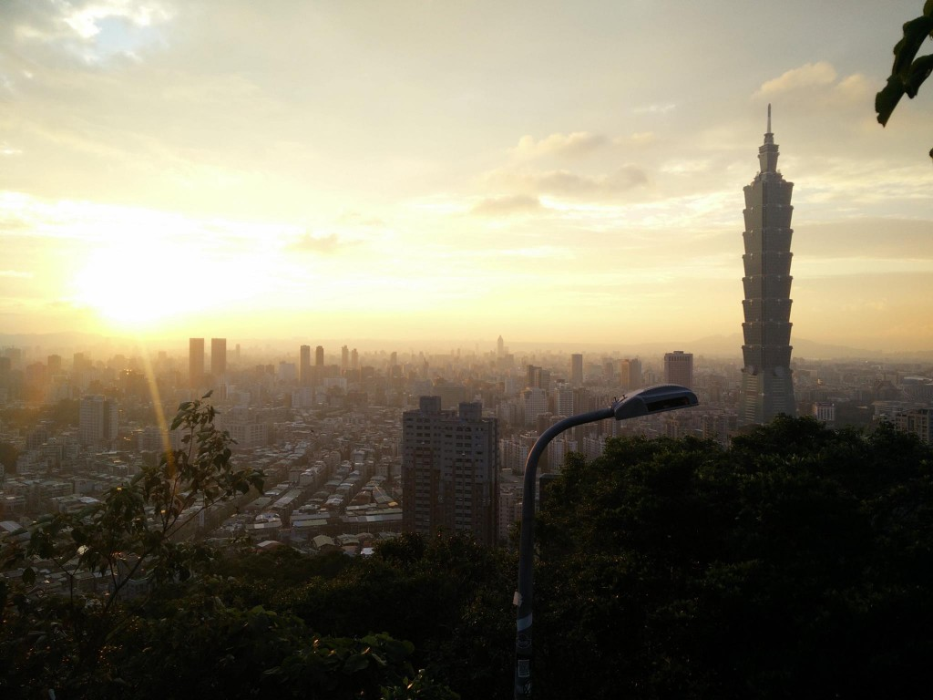 Goodbye Taipei!
