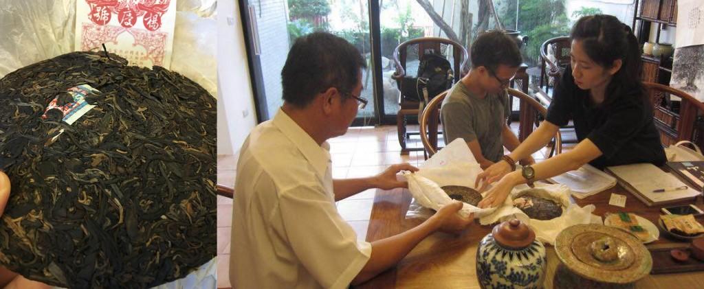 Visit to Yangs in Tainan.