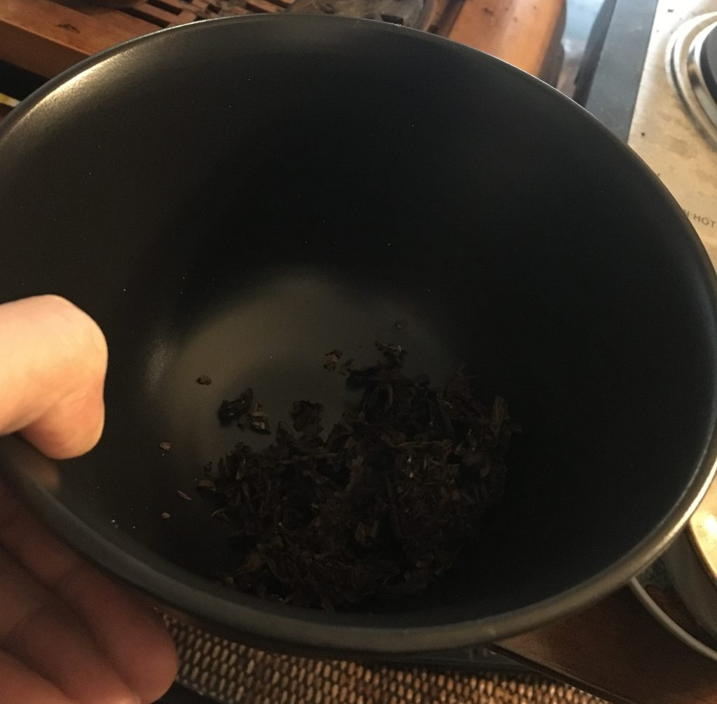 Tea Compost Bowl