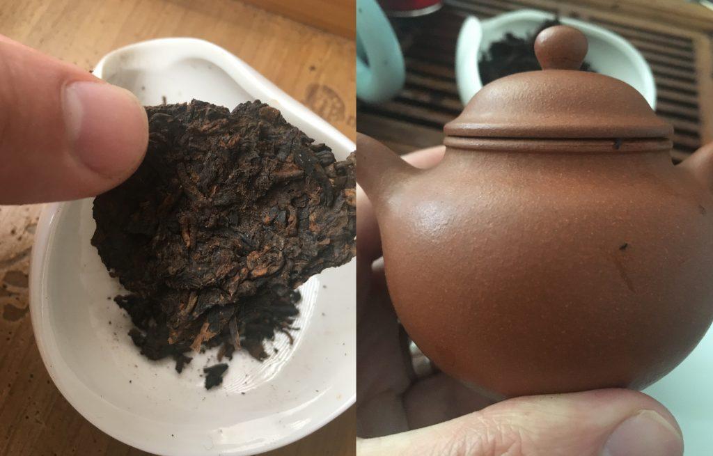 Dry Leaf & Pot
