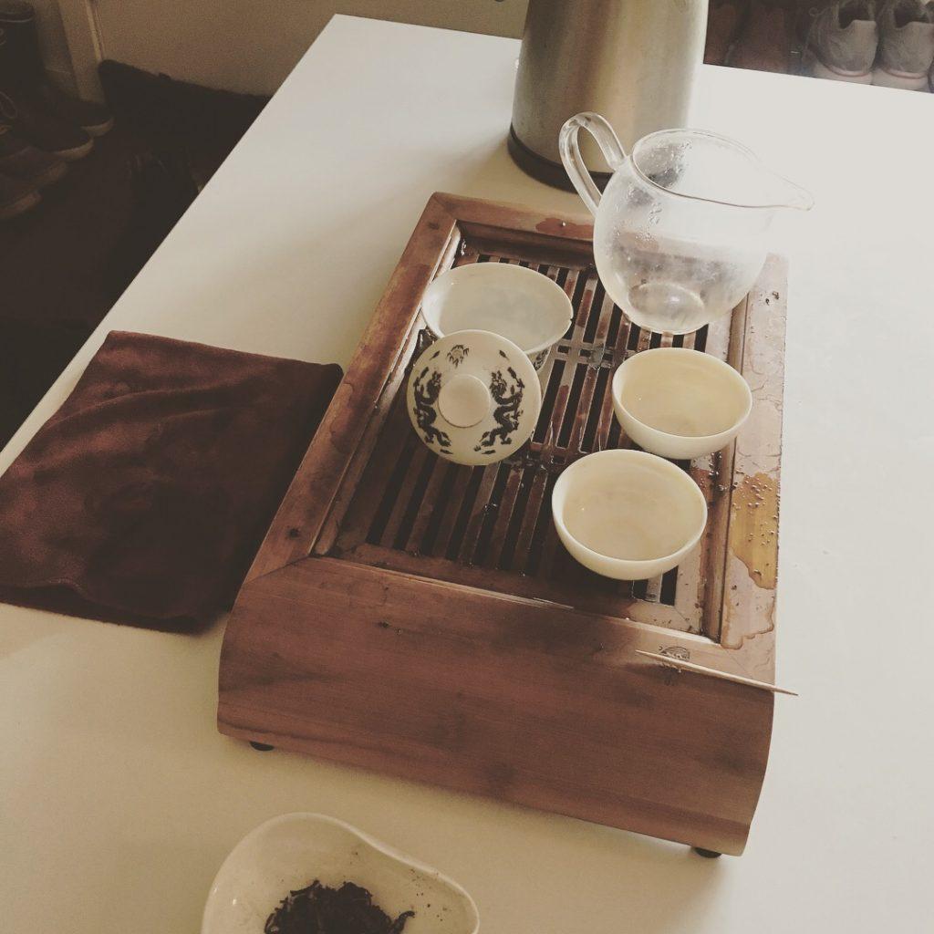 Comparing Teas