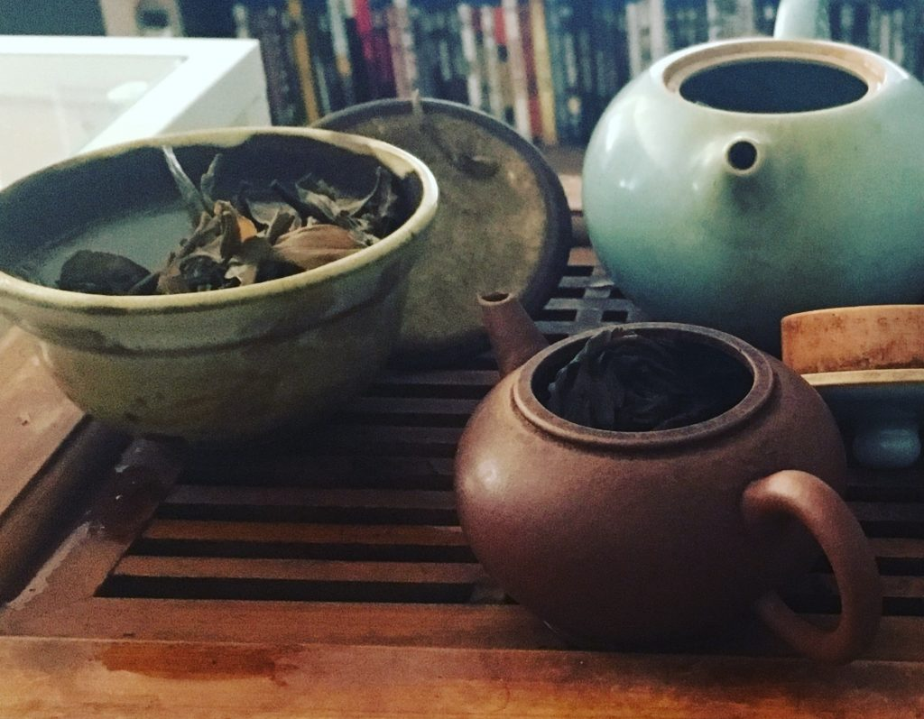Tea Session.